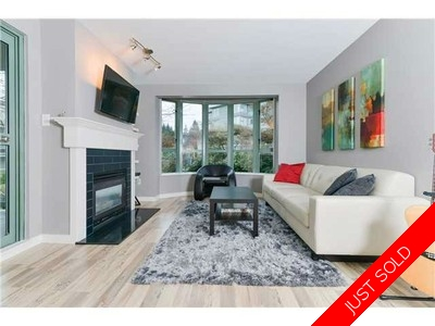North Shore Condo for sale: The Burrard at Newport Village 2 bedroom 935 sq.ft. (Listed 2013-12-09)